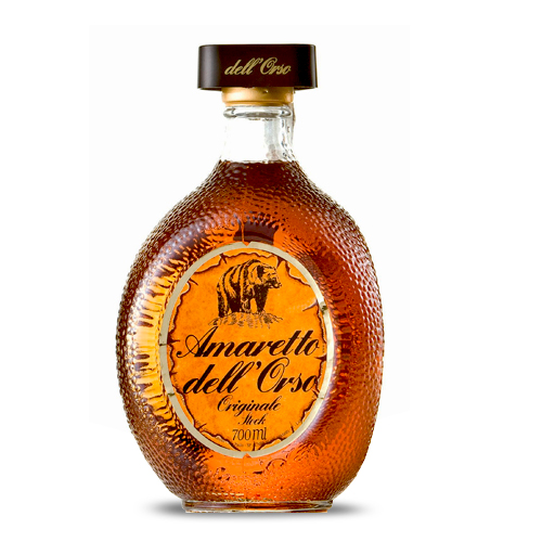 Licor Amaretto Dell Orso 700ml licor amaretto, LICOR AMARETTO, licor, amaretto, dell orso,-Bebidas e Preparados