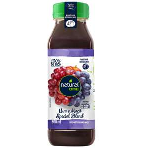 suco natural one uva tinto 300ml suco, uva, uva tinto, natural one-Bebidas e Preparados